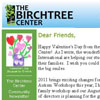 Birchtree Newsletter